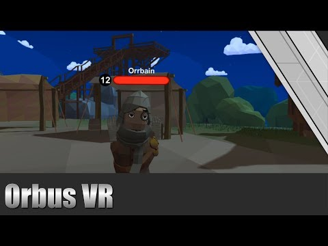 Interview with Riley Dutton, creator of Orbus VR