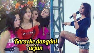 Karaoke dangdut arjun
