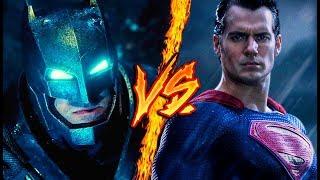 Batman VS Superman - Battaglia Rap Epica - Manuel Aski