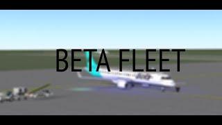 Beta Fleet Flight! | ROBLOX