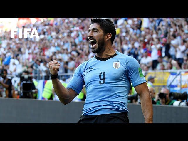 Luis Suarez | FIFA World Cup Goals