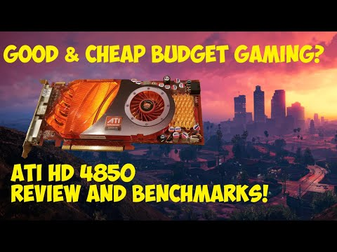 Is The HD 4850 Good For GAMING In 2019? - Fortnite GTA V And More On HD 4850 - Cheap Gaming GPU