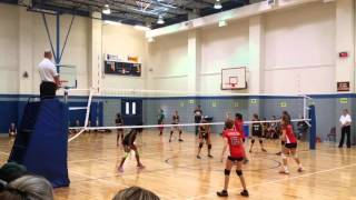 2014 TMS 7TH grade volleyball(2)