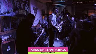 Spanish Love Songs (mystery set) [full set multicam] @ The Fest 18 2019-11-1