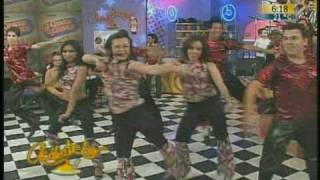SET - Sistema Educativo del Talento - MERENGUE DIRTY DANCING - Acabatelo con Mario Bezares -