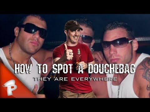 How to Spot a Douchebag | Redonkulas.com