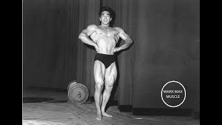 Tommy kono a forgotten bodybuilding legend