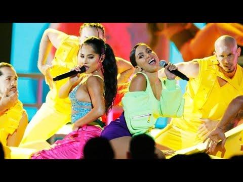 Anitta, Becky G - Banana (Live At Billboard Latin Music Awards 2019) [HD]