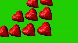 green screen video fact Heart