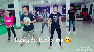 Gambar cover Lucky tu lucky me || varun dhawan || focus+ dance academy || Bollywood dance form || regular schedul