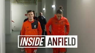 Inside Anfield: Liverpool 6-1 Watford | TUNNEL CAM