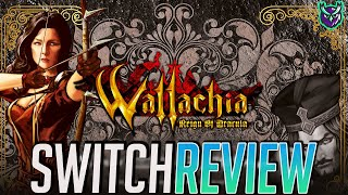 Wallachia: Reign of Dracula Switch Review - Contravania! (Video Game Video Review)