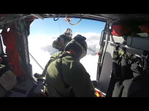 NAS Whidbey Island SAR Rescues Three People