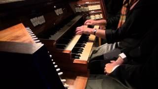 Petite musique de nuit (Wolfgang Amadeus Mozart) par E.Lebrun et M-A Leurent