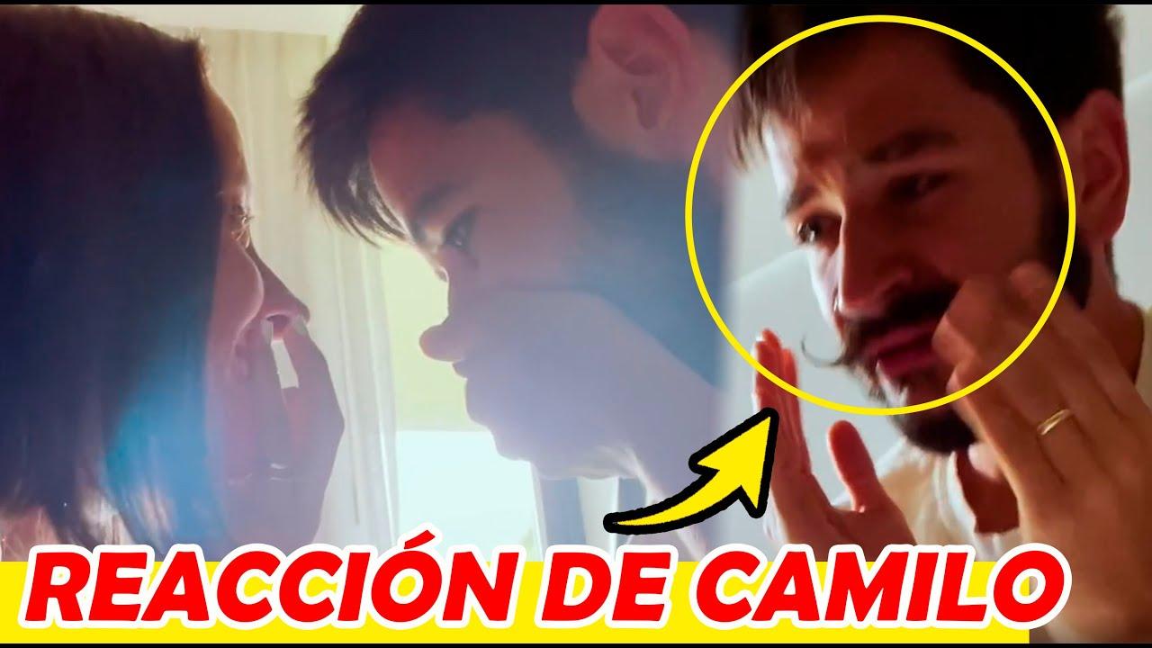 Evaluna embarazada! Camilo LLORÓ al enterarse de que será PAPÁ - Evaluna y Camilo serán papás!