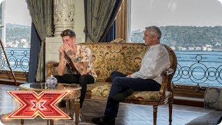Louis' reveal  Has Sam Black made the ultimate comeback? | Judges' Houses | The X Factor 2017