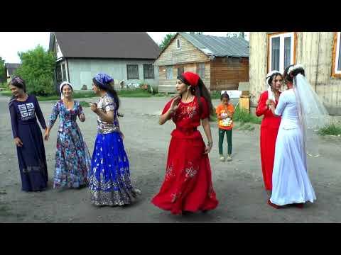 Цыганские танцы на