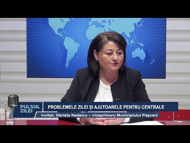 PULSUL ZILEI  1 OCT 2019 - PROBLEMELE ZILEI SI AJUTOARE PENTRU CENTRALE