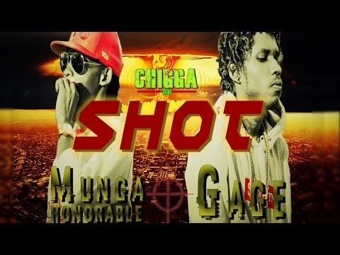 Munga Ft. Gage - Shot (Official Audio) Dancehall 2017