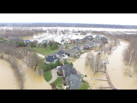Louisville Kentucky 2018 flood