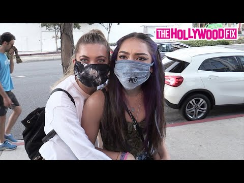 Avani Gregg & Amelie Zilber React To Dixie D'Amelio & Griffin Johnson's Shocking Breakup At BOA