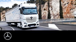 Mercedes-Benz Actros (2019): Intelligent Driving Experience