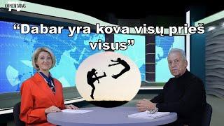 Vytautas Mikalauskas \Trečiasis Pasaulinis Jau Vyksta\