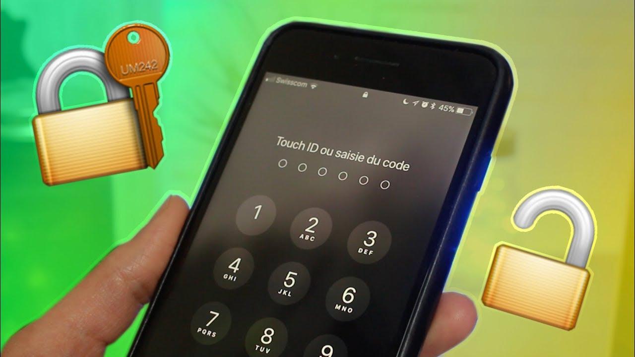 Comment déverrouiller son iPhone sans code grâce à Dr.Fone ? - Comment déverrouiller son iPhone sans code grâce à Dr.Fone ?