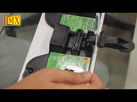 How To Splice Fiber Optic Cable Manually without using Electronic Splicing Machine