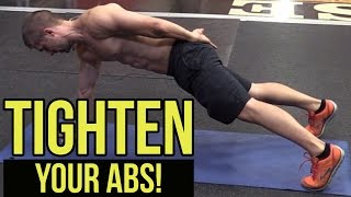 Plank Exercises for Men & Women - Erase Belly Fat and Get Ripped Abs