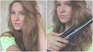 Как завить ВОЛОСЫ с помощью утюжка Braun Satin-Hair 7 / Локоны с MariaInTheBigCity(Подробнее о заказах из США (Бандеролька)- http://bit.ly/1Rc7Wsz ВСЕМ ПРИВЕТ ;) В этом видео я покажу как делаю романти..., 2013-04-29T12:24:34.000Z)