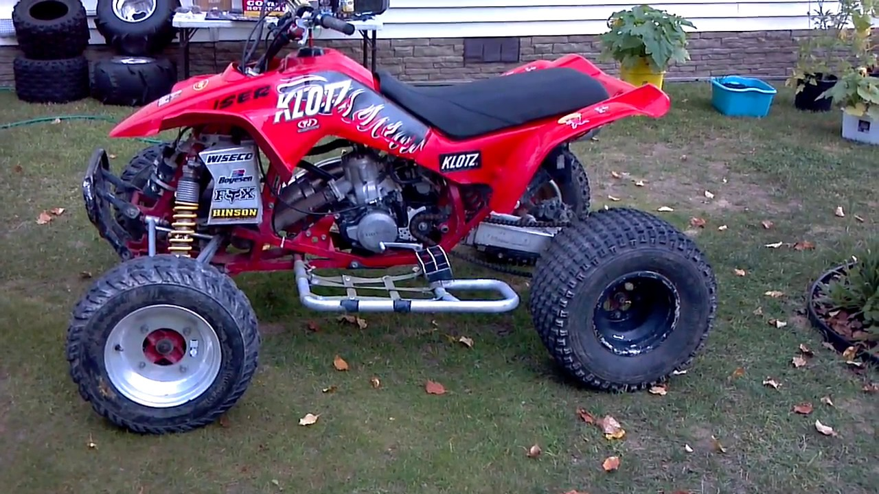 1988 TRX250R for sale