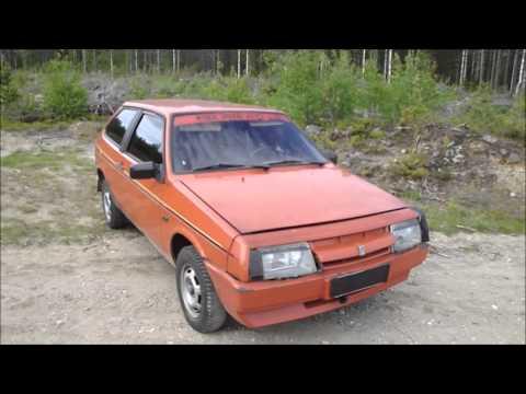 Lada Samara 1.3 1987 (In Depth Tour, Start Up, Engine, Test Drive)