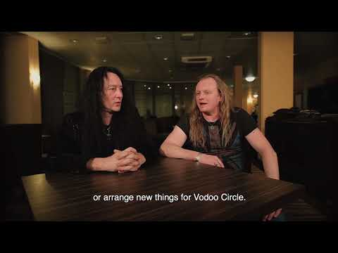 VOODOO CIRCLE - Raised On Rock (2018) official EPK / interview // AFM Records
