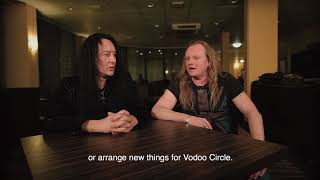 VOODOO CIRCLE - Raised On Rock (2018) // Official EPK // AFM Records