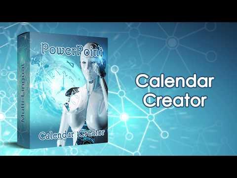PowerPoint Calendar Creator YouTube