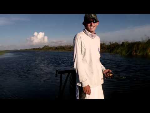 Loxahatchee Preserve Bass Fishing with  and Corey Nowakoski