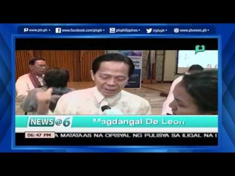 [News@6] Dating Mahistrado Isinusulong Ang Paggamit Ng Filipino S A Hudikatura [06|06|16]