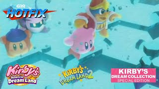 GDQ Hotfix presents Kirby's Return to Dream Land 10th Anniversary Special
