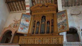 Banchieri - Dialogo per organo (Church of Saint Nicholas, Almenno San Salvatore)