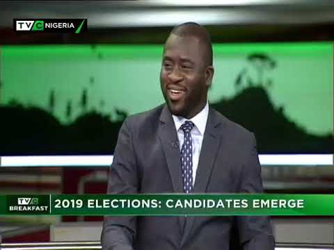 TVC Breakfast 22nd October | 2019 Elections: Candidates Emerge