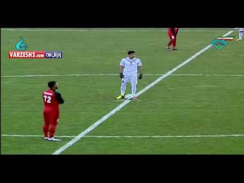 باشگاه ملوان انزلی 95 96 Malavan Bandar Anzali Vs Iran Javan Bushehr 0-0 Season 95 ...