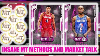 WHAT PLAYERS TO INVEST IN WITH THIS INSANE MARKET CRASH! DO THIS RIGHT NOW! | NBA 2K20 MY TEAM