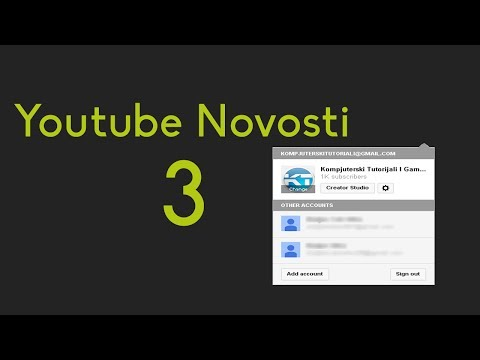 [Youtube Novosti 3] SRB/CRO/BiH/MNE