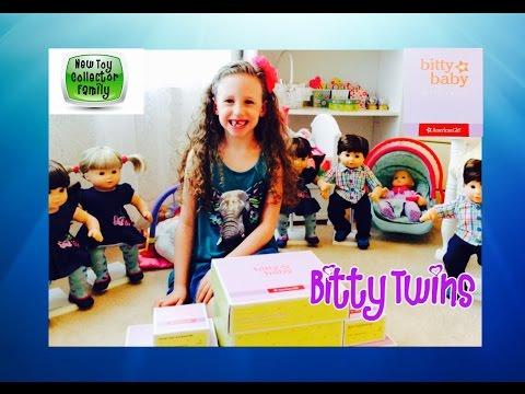 Bitty Baby Twins Room Tour