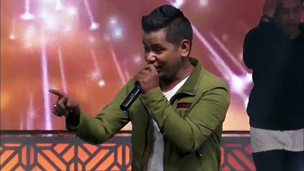 Dinesh newpane the voice of nepal episode 16