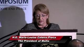 Ahmadiyya Malta Peace Symposium 2015