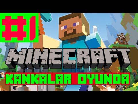 Eren ve Efe ile /Minecraft Oynuyorum/ Bölüm#1