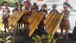 Musik bambu Biak Papua - Stafaband