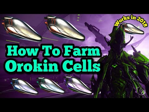 Best Orokin Cell Farm 2019 Best Orokin Cell Farm(2019) | Warframe Orokin Cell Farming Guide